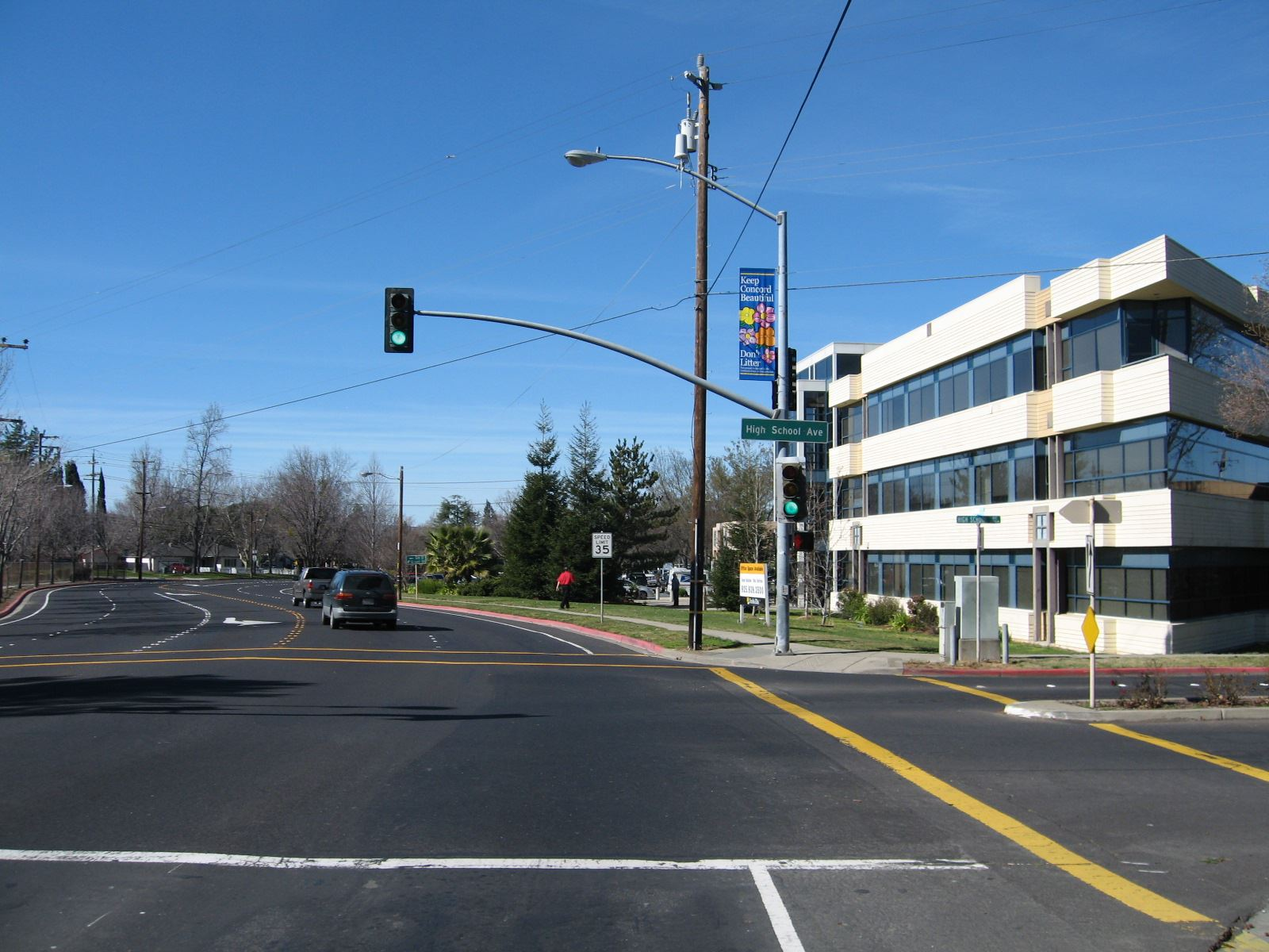 High School Ave-Concord_California