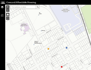 Affordable Housing Map