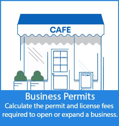 Click image to access business permits in Permit Pal