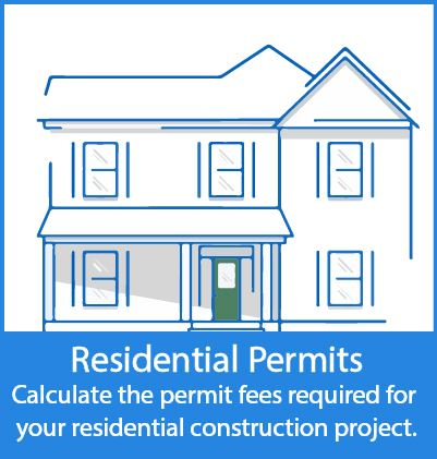 Click image to access residential permits in Permit Pal