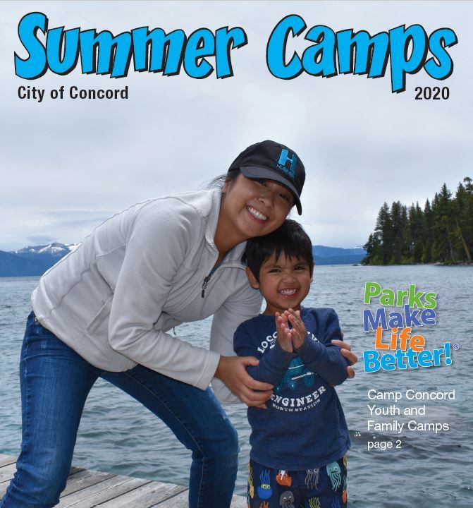 Summer Camps Guide 2020 Cover