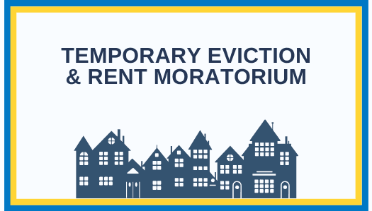 Eviction Moratorium Graphic