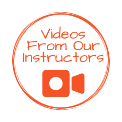Videos From Our Instructors