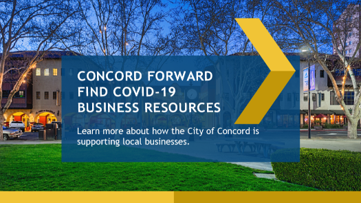 Concord First Social Media graphic