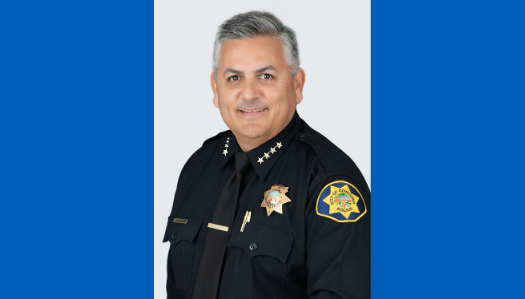 Police Chief Mark Bustillos