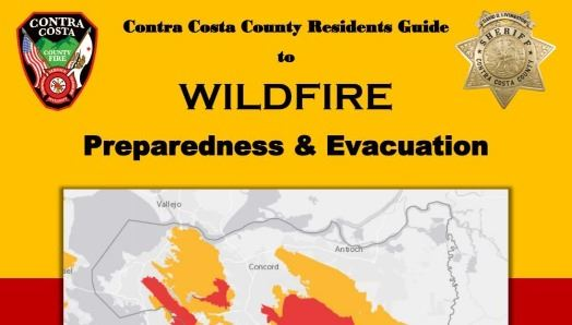 wildfire preparation guide book