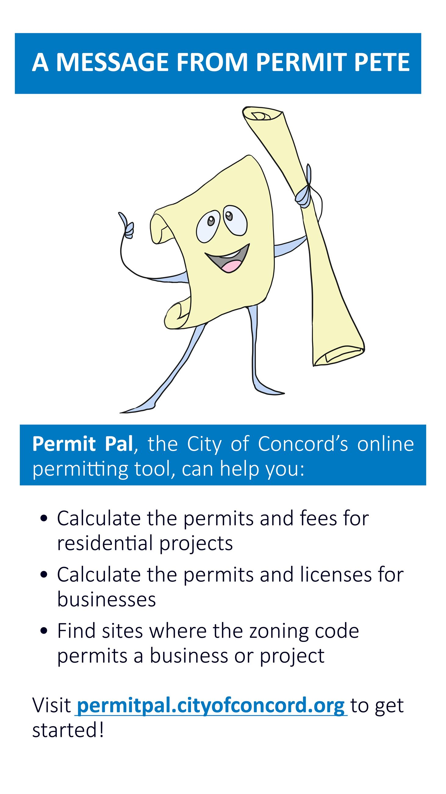 Permit Pal icon and information Opens in new window